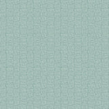TC70502 teal seagrass weave embossed vinyl wallpaper from the More Textures collection by Seabrook Designs