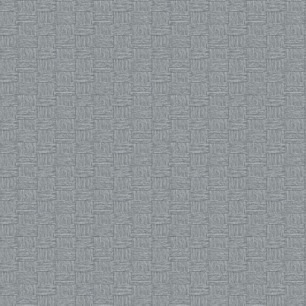 TC70508 gray seagrass weave embossed vinyl wallpaper from the More Textures collection by Seabrook Designs