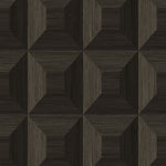 Seabrook Designs More Textures Squared Away Geometric Embossed Vinyl Wallpaper