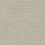 TC70707 tan sisal hemp grasscloth embossed vinyl wallpaper from the More Textures collection by Seabrook Designs