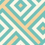 GT20304 Mirante chevron block wallpaper from the Geo collection by Seabrook Designs