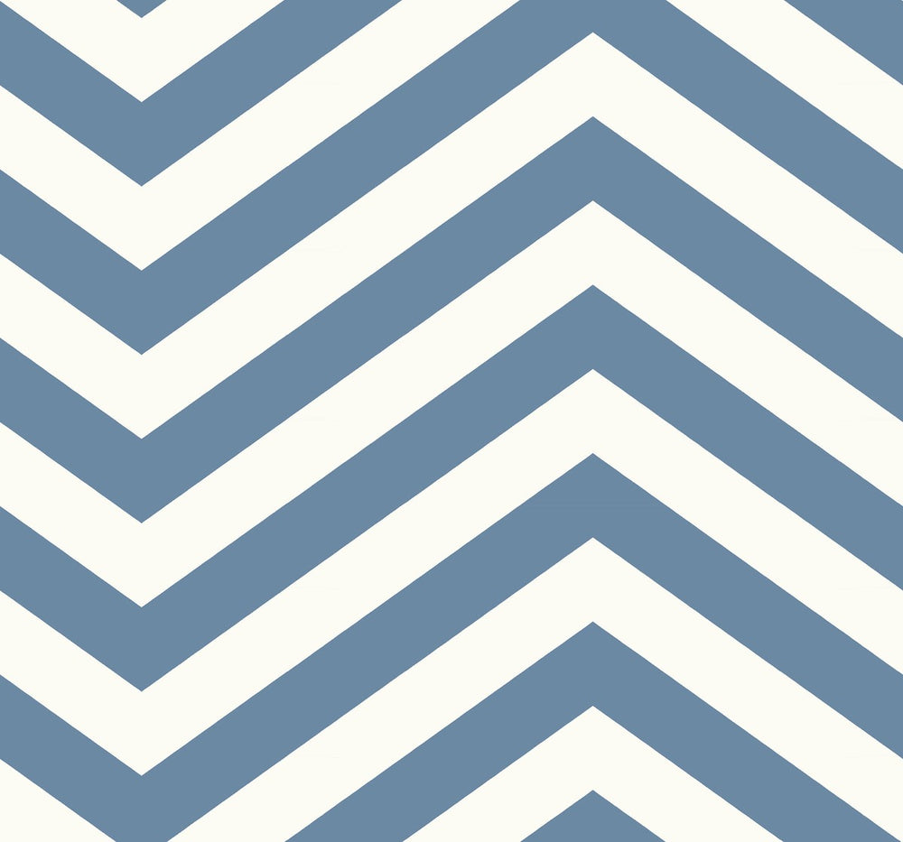 TA20602 Jamaica chevron wallpaper from the Tortuga collection by Seabrook Designs