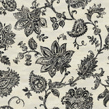 SD00713AR paisley floral bohemian wallpaper from Say Decor