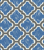 FA40401 racetrack ogee kids wallpaper from the Playdate Adventure collection by Seabrook Designs