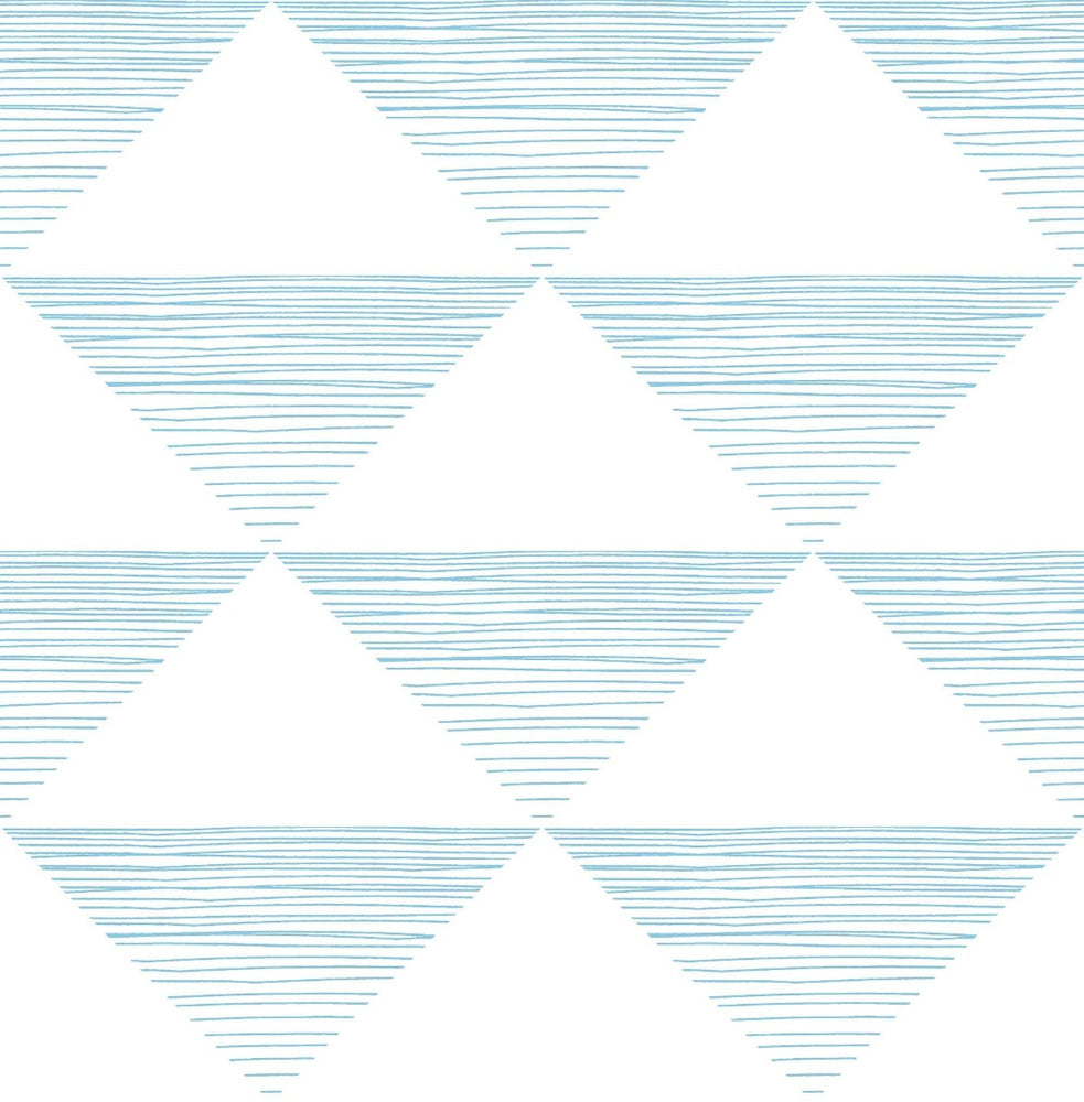 DA61901 geo stripe wallpaper from the Day Dreamers collection by Seabrook Designs
