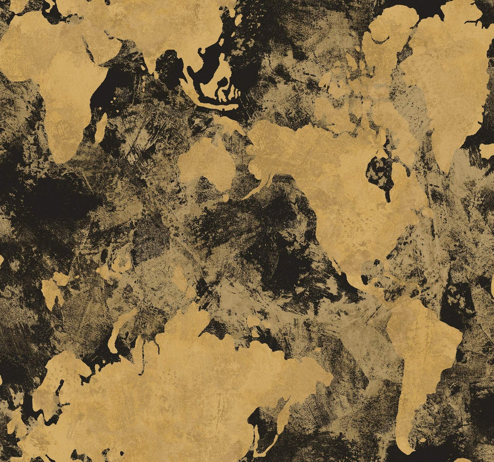 AV50900 Galileo abstract map wallpaper from the Avant Garde collection by Seabrook Designs