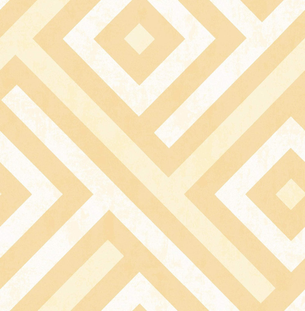 GT20305 Mirante chevron block wallpaper from the Geo collection by Seabrook Designs