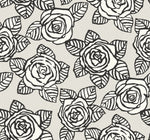 SH70500 Bellvale roses floral wallpaper from the New Hampton collection by Seabrook Designs