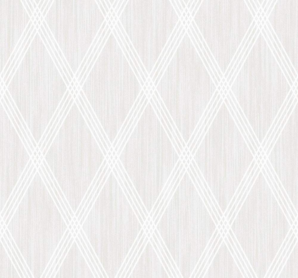 AW70900 diamond geometric wallpaper from the Casa Blanca 2 collection by Collins & Company
