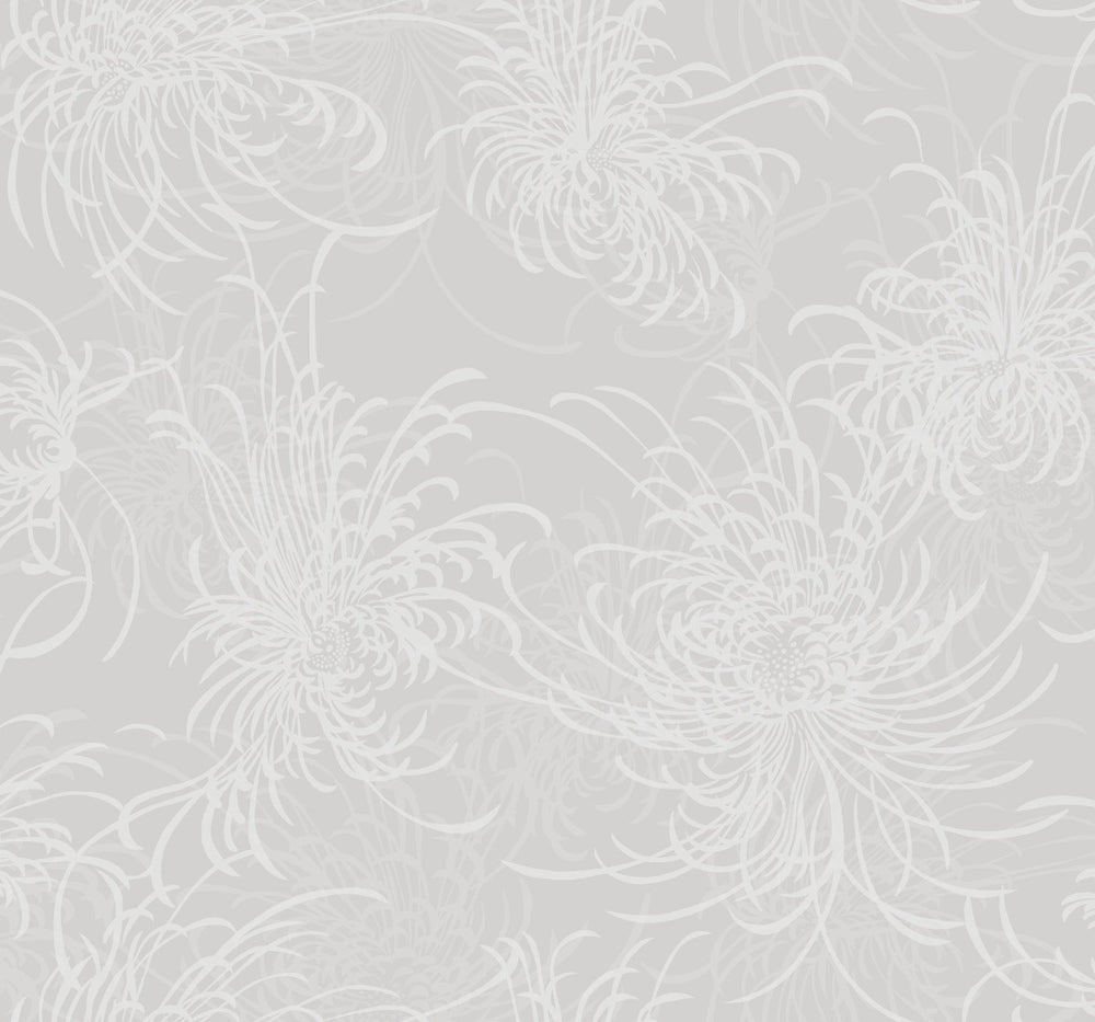 AW71508 Noell floral wallpaper from the Casa Blanca 2 collection by Collins & Company
