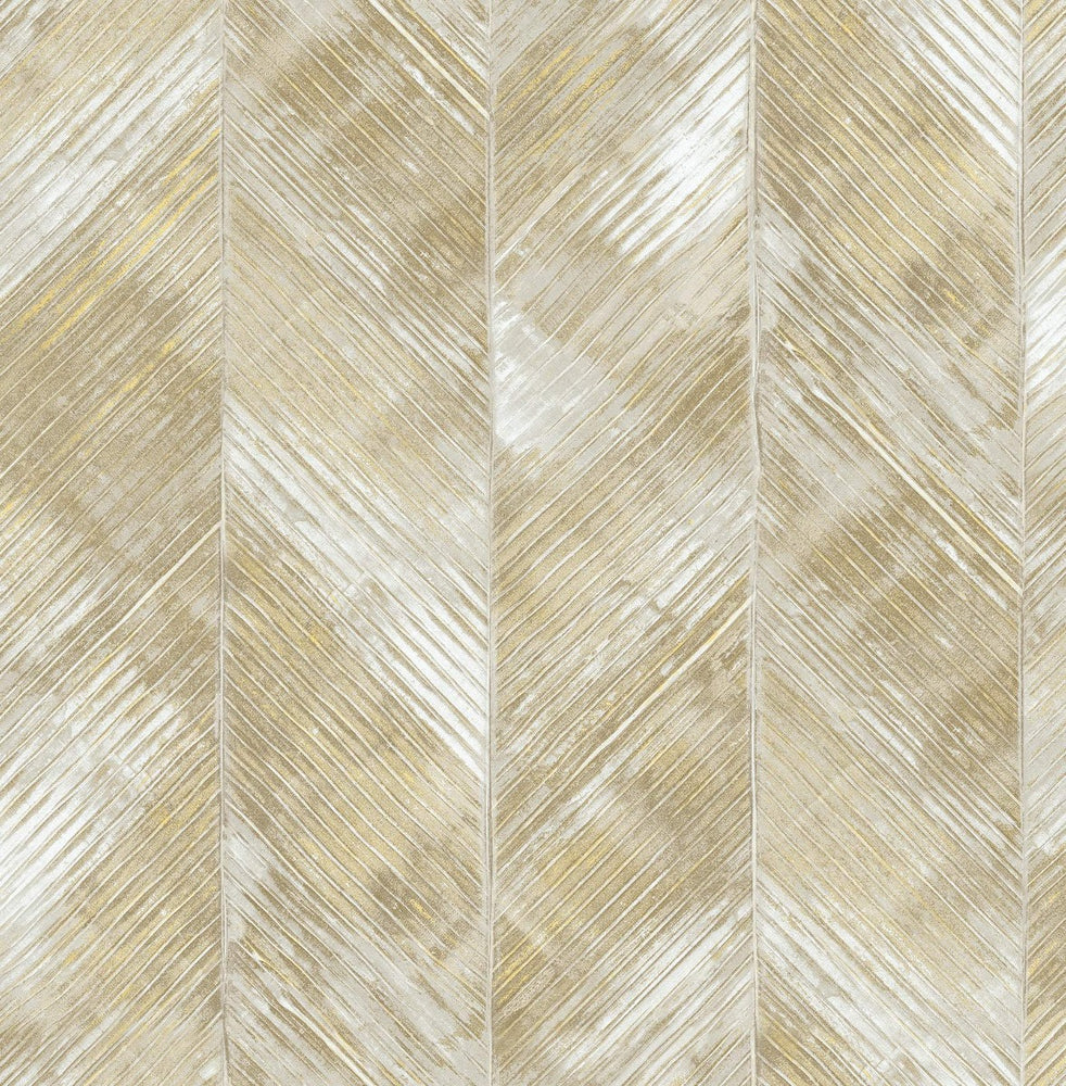 AV50506 Hubble faux herringbone rustic wallpaper from the Avant Garde collection by Seabrook Designs