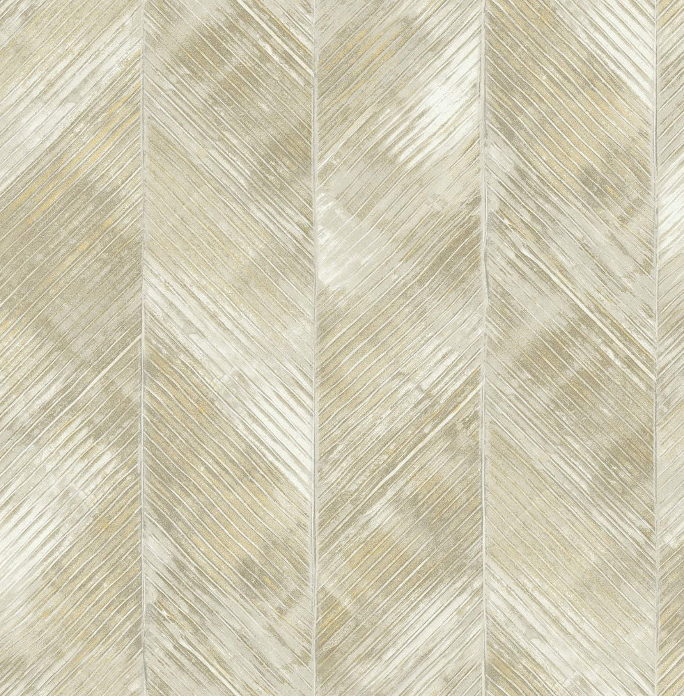 AV50508 Hubble faux herringbone rustic wallpaper from the Avant Garde collection by Seabrook Designs