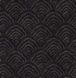 AI41500 confucius scallop wallpaper from the Koi collection by Seabrook Designs