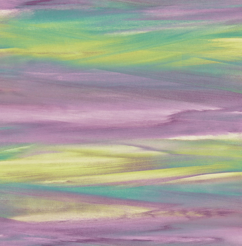 AH40209 rainbow brushstroke abstract wallpaper from the L'Atelier de Paris collection by Seabrook Designs