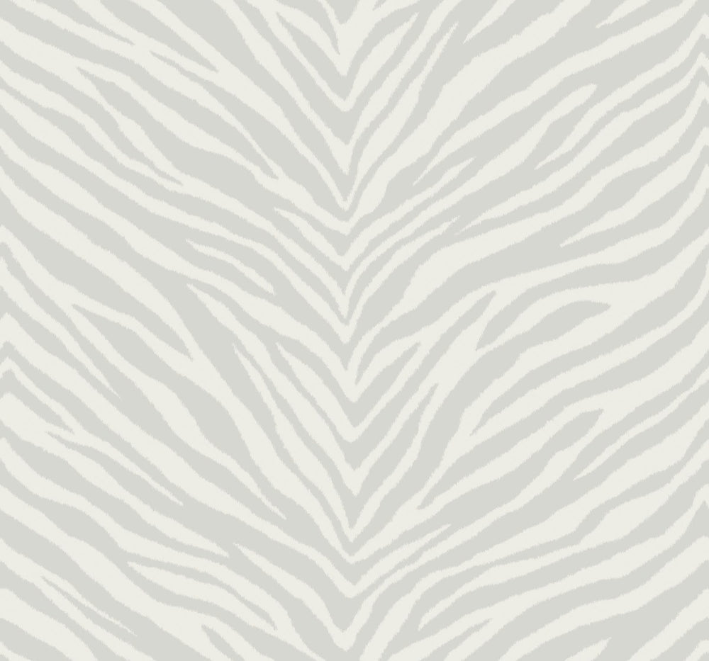 EC51211 zebra stripes animal print wallpaper from the Eco Chic 2 collection by Seabrook Designs