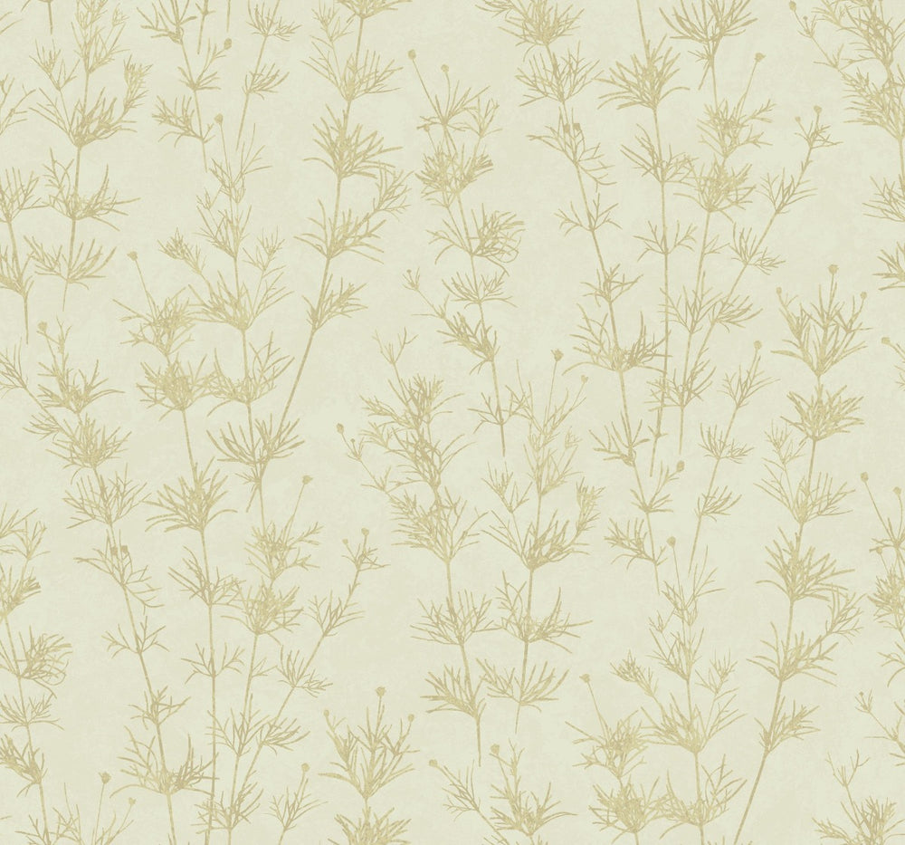 EC51308 wildflower botanical wallpaper from the Eco Chic II collection by Seabrook Designs
