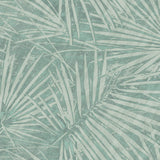 EC52004 fan leaf wallpaper from the Eco Chic II collection by Seabrook Designs