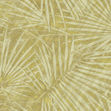 EC52005 fan leaf wallpaper from the Eco Chic II collection by Seabrook Designs