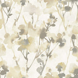 LG91405 Faravel watercolor floral wallpaper from the Lugano collection by Seabrook Designs