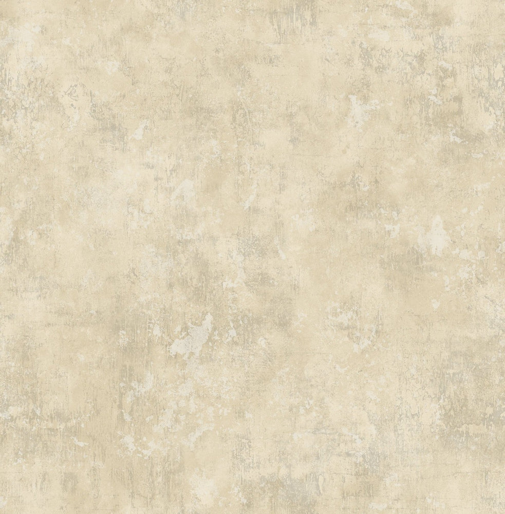 MW32005 Wright stucco faux wallpaper from the Metalworks collection by Seabrook Designs