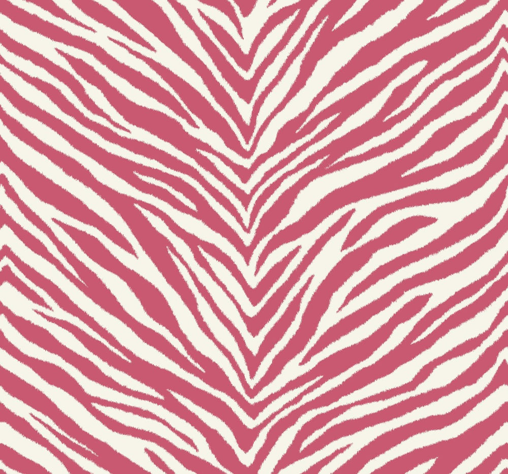 EC51201 zebra stripes animal print wallpaper from the Eco Chic 2 collection by Seabrook Designs