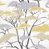 AI41403 confucius tree wallpaper from the Koi collection by Seabrook Designs
