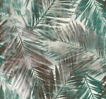 LG90906 Kentmere palm leaf botanical wallpaper from the Lugano collection by Seabrook Designs