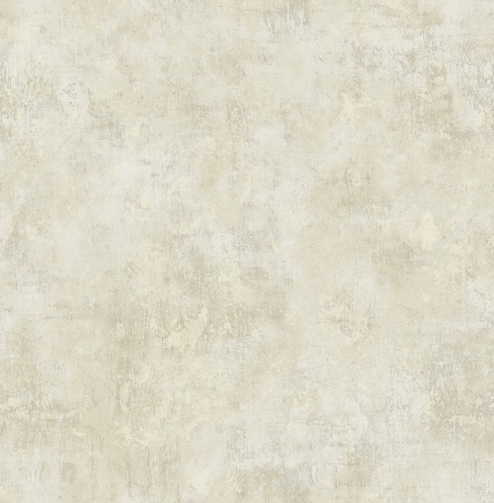 MW32007 Wright stucco faux wallpaper from the Metalworks collection by Seabrook Designs