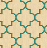 GT20604 Agate lattice geometric wallpaper from the Geo collection by Seabrook Designs