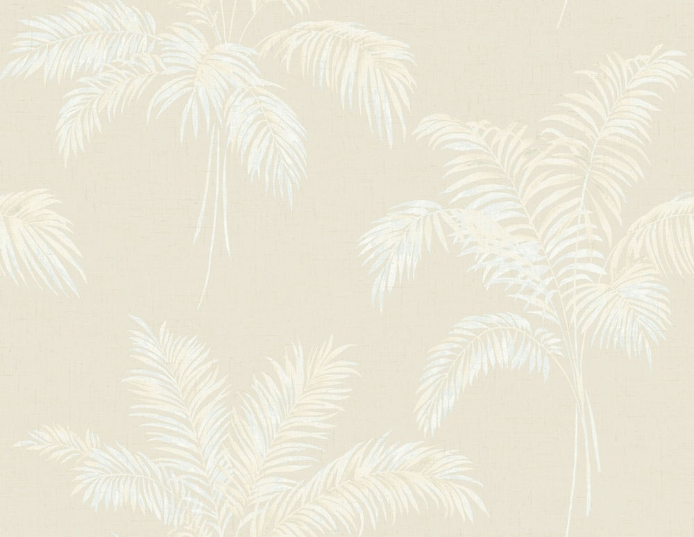 CR20215 jacob palm tree wallpaper from the Island collection by Seabrook Designs