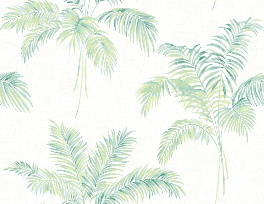 CR20204 jacob palm tree wallpaper from the Island collection by Seabrook Designs