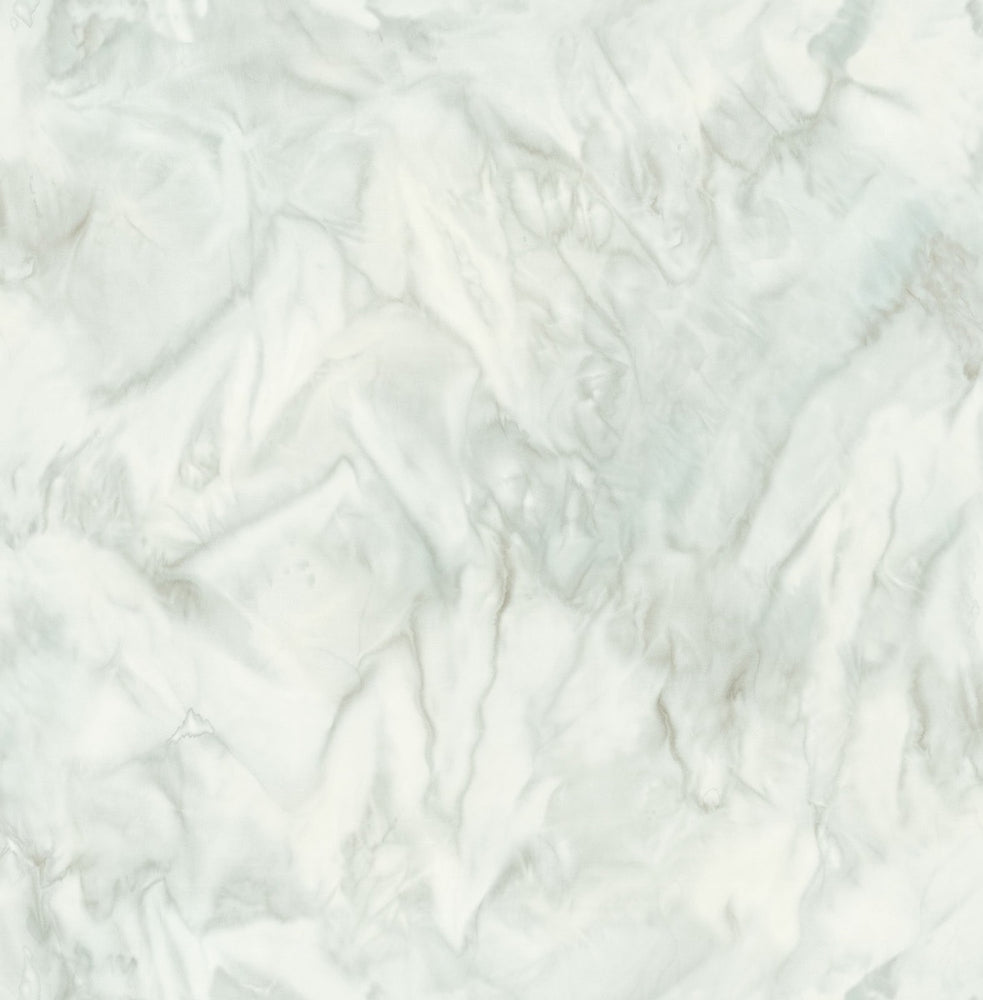 Carl Robinson Edition 15: Seaglass Oxo Faux Marble Wallpaper