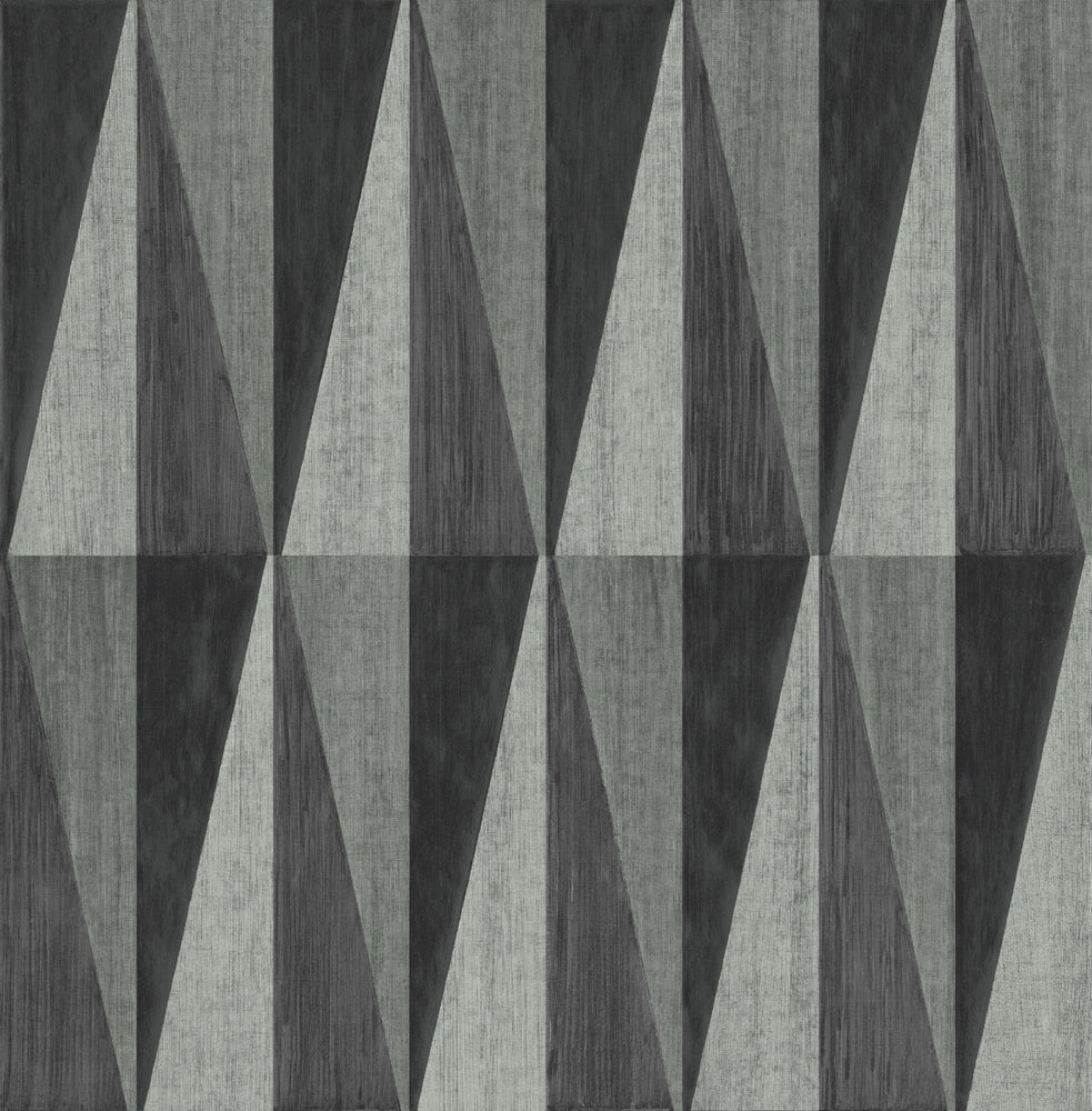 Carl Robinson Edition 14: Milan Newbury Geometric Wallpaper