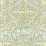 BM60103 Morris flower arts and crafts wallpaper from Say Decor