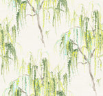 Carl Robinson Edition 10: Island Jade Willow Botanical Wallpaper