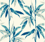 Carl Robinson Edition 10: Island Janson Leaf Wallpaper