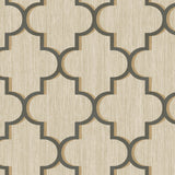 GT20608 Agate lattice geometric wallpaper from the Geo collection by Seabrook Designs