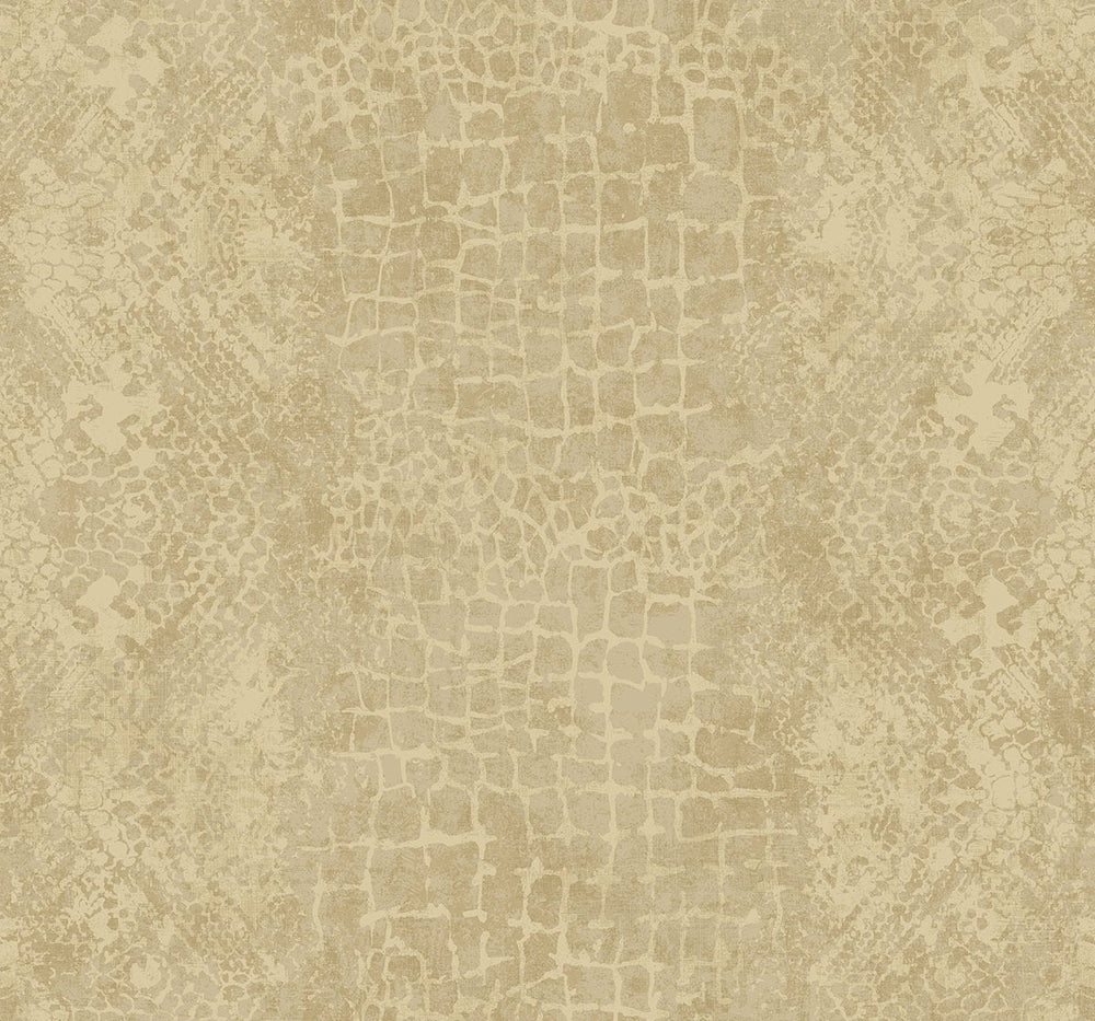 ML13303 alligator faux wallpaper from the Modena collection by Collins & Company