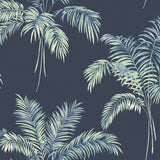 CR20202 jacob palm tree wallpaper from the Island collection by Seabrook Designs
