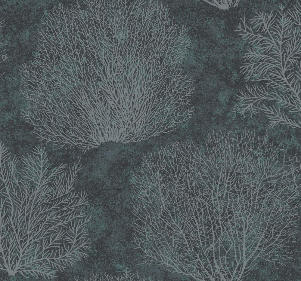 Carl Robinson Edition 15: Seaglass Oliver Coral Wallpaper