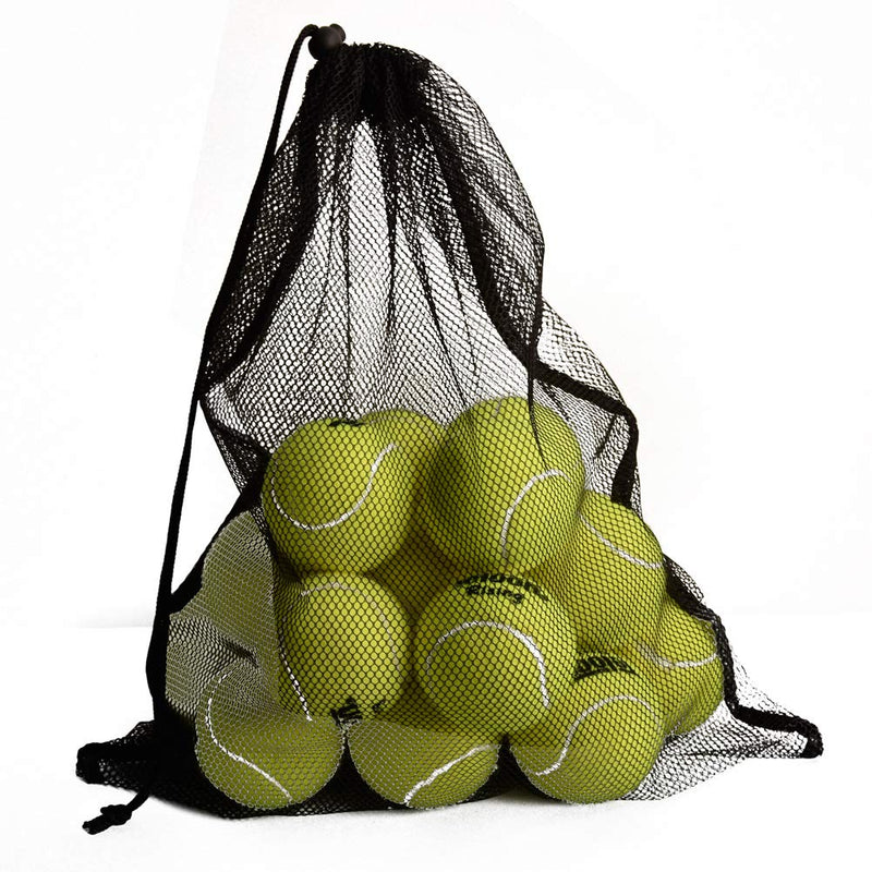 mike Mesh Equipment Bag Drawstring Storage Ditty Shoe Tennis Ball Bags Stuff Sack for Travel & Outdoor Activity CA - BeesActive Australia