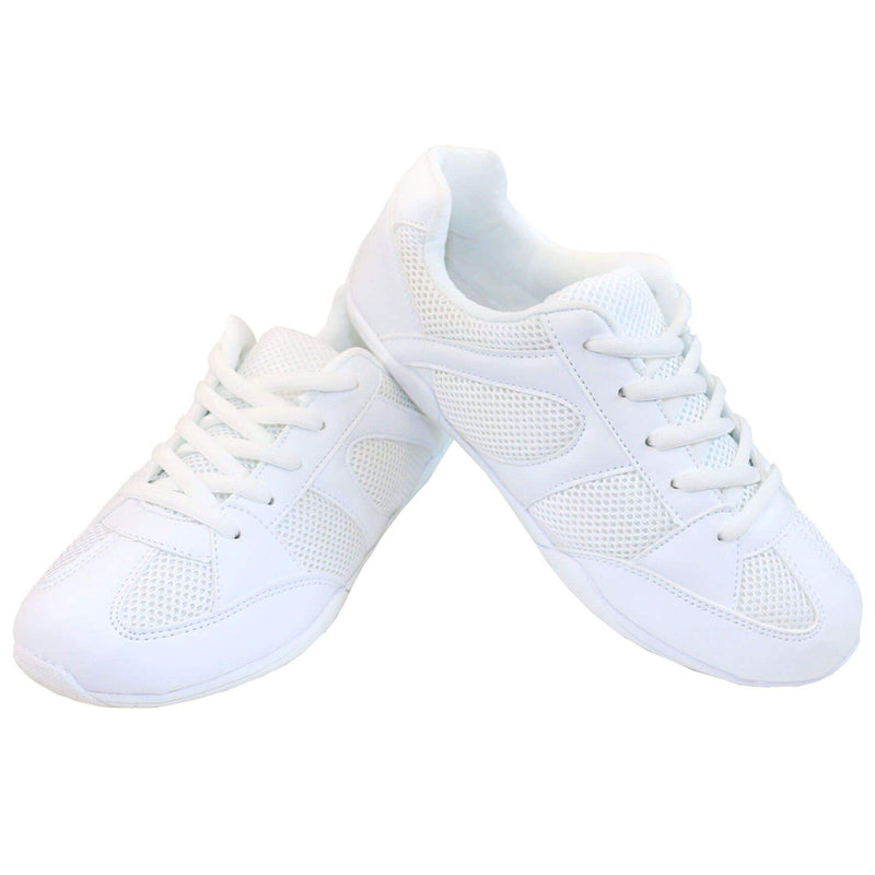 [AUSTRALIA] - Danzcue Aurora Cheer Shoes 6 White