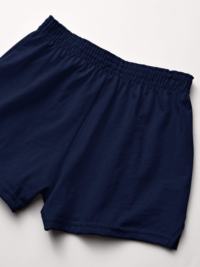 [AUSTRALIA] - Soffe Girls' Big Low Rise Authentic Cheer Short Small Navy
