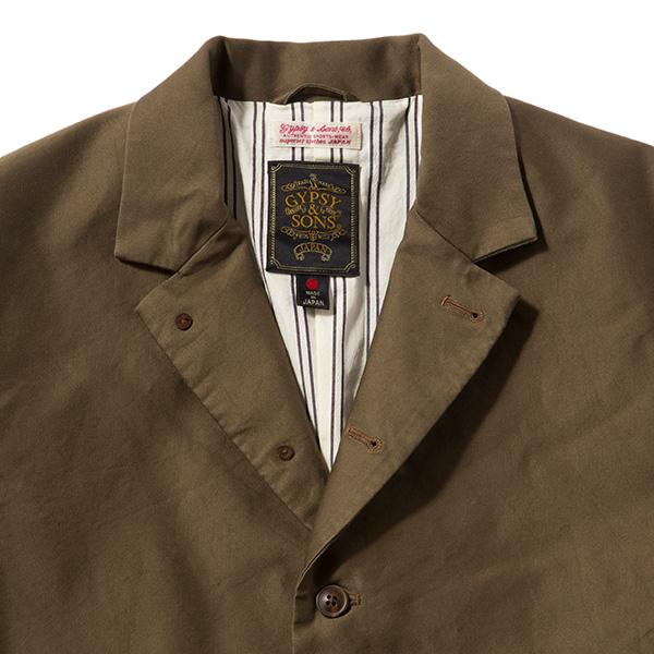 Gypsy&sons | ジプシーアンドサンズ COTTON MOLESKIN NOMAD JACKET