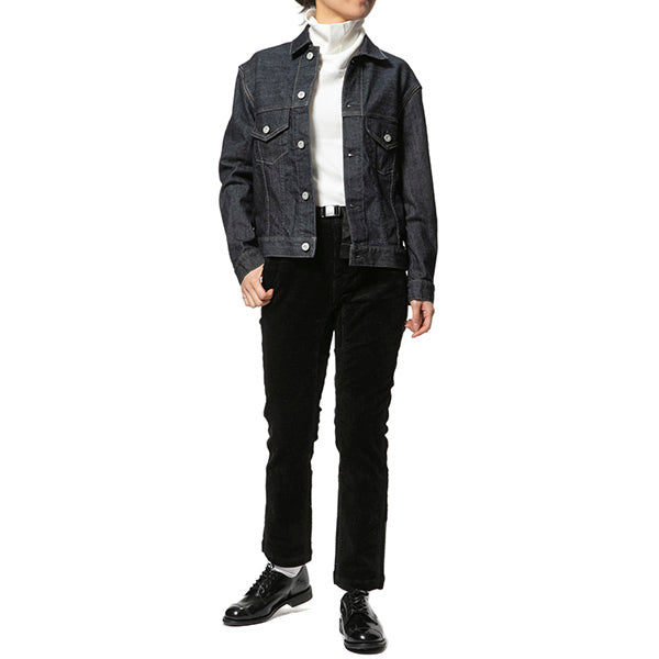 KURO | クロ KARLA MONSTER STRETCH DENIM JACKET