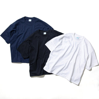 Alore | アローレ 3pcs Pack Tee XXL 【Length】ver. Begin別注