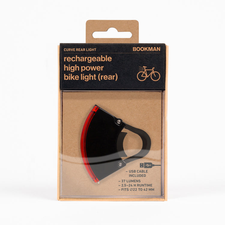 BOOKMAN | ブックマン Curve Rear Light