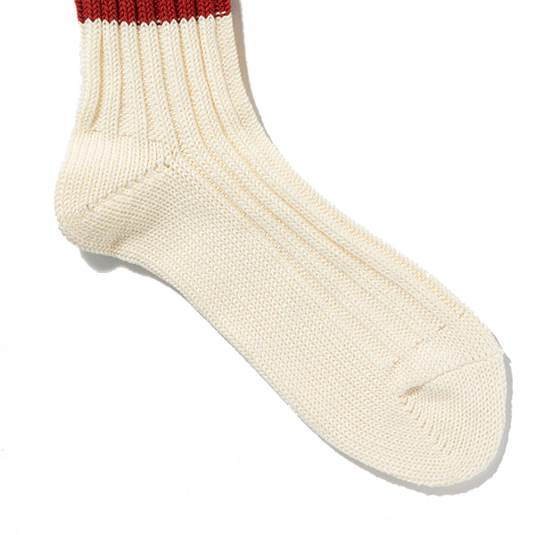 decka quality socks | デカ クォリティソックス Heavyweight socks / Straipes
