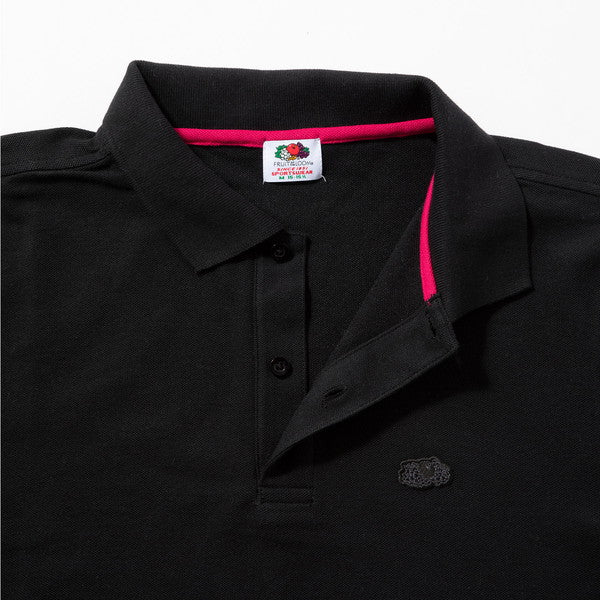 FRUIT OF THE LOOM | フルーツオブザルーム Begin別注 WAPPEN POLO SHIRT