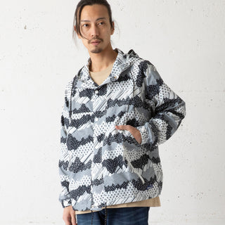 MEI | メイ PATTERNED ALL WEATHER PARKA